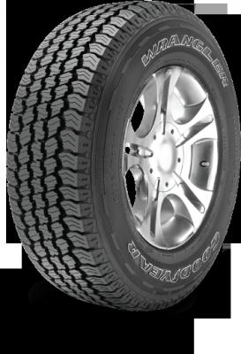 Wrangler ArmorTrac Tires